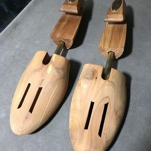 Men's Allen Edmonds full toe shoe tree